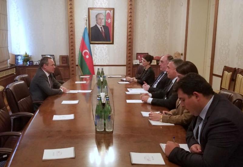 Посол Латвии завершил дипмиссию в Азербайджане