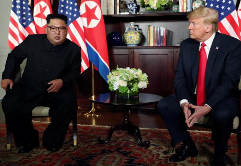 Трамп заявил, что рано или поздно проведет еще одну встречу с Ким Чен Ыном