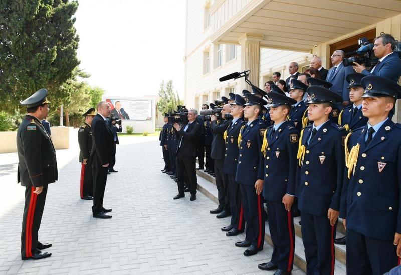Президент Ильхам Алиев: Война еще не окончена, и мы в любой момент должны быть готовы освободить родные земли от оккупантов