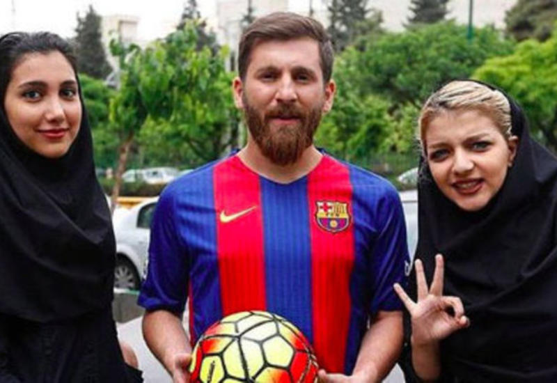 Иранский двойник Месси оказался в центре скандала