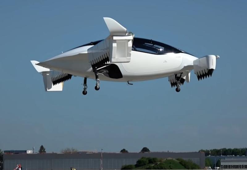 Boeing планирует создать городские авиатакси на электротяге