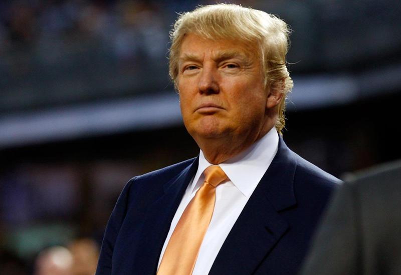 Рейтинг популярности Трампа достиг наивысшей отметки
