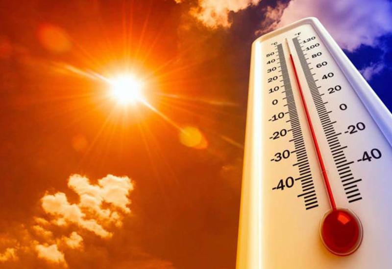 В Азербайджане температура поднимется до 38 градусов тепла
