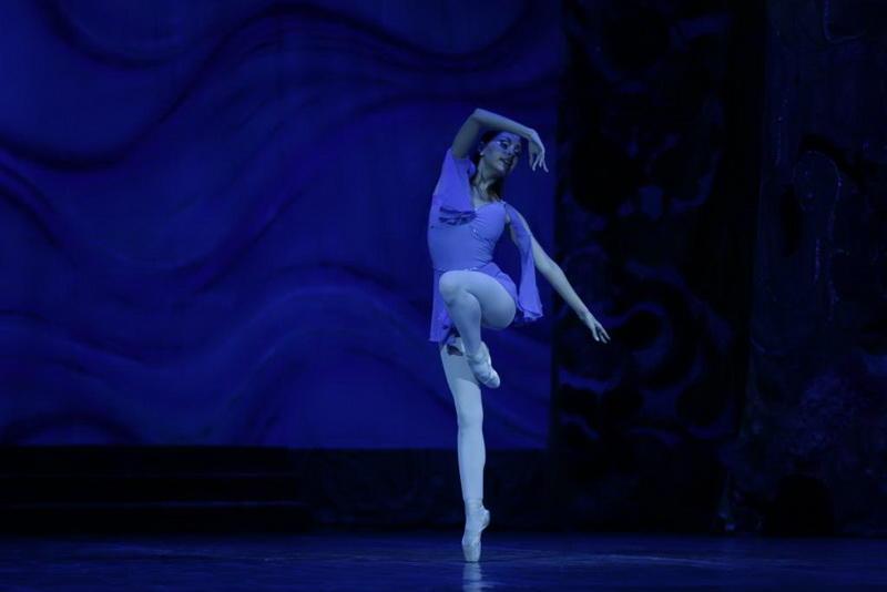 Театр оперы и балета закрыл сезон великолепным показом балета «Тысяча и одна ночь»