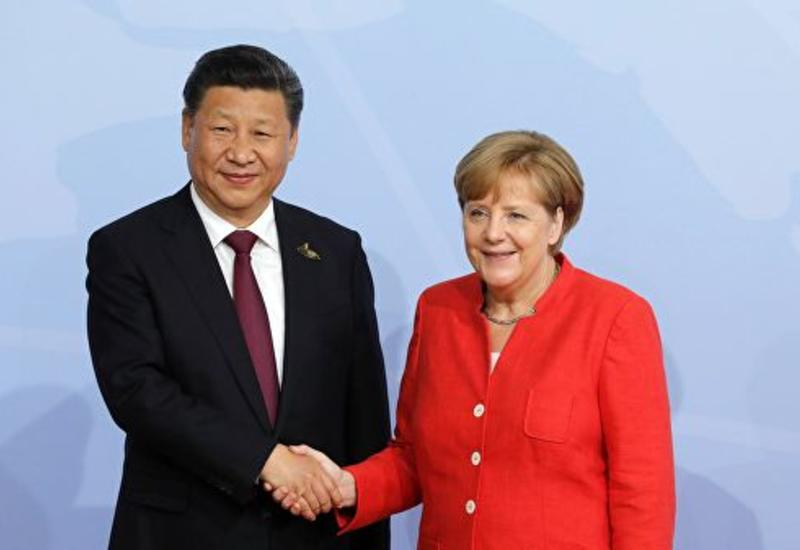 Ангела Меркель и Си Цзиньпин выступили за сохранение ядерной сделки по Ирану