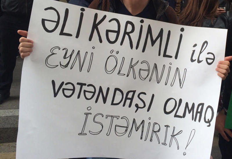 Али Керимли мутирует: история предательств главаря азербайджанских радикалов