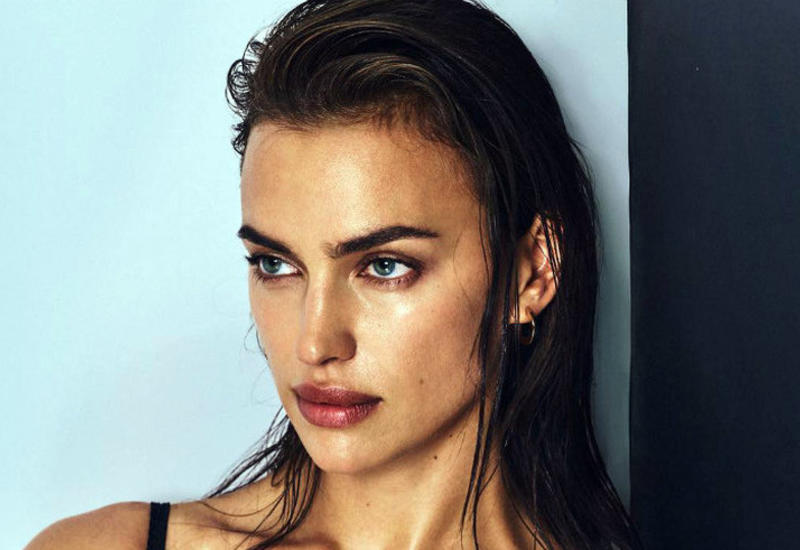 Лучшей моделью для рекламы купальников назвали Ирину Шейк