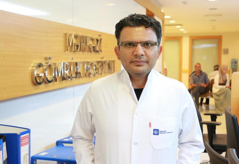 Мирджалал Казими: Операция по трансплантации органа, означает для больного второе появление на свет