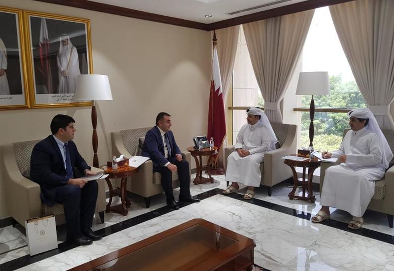 Министра экологии Катара пригласили в Азербайджан