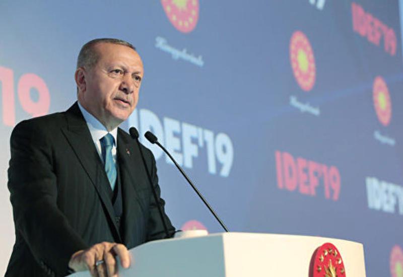 Реджеп Тайип Эрдоган: Турция ожидает поставок из США самолетов F-35