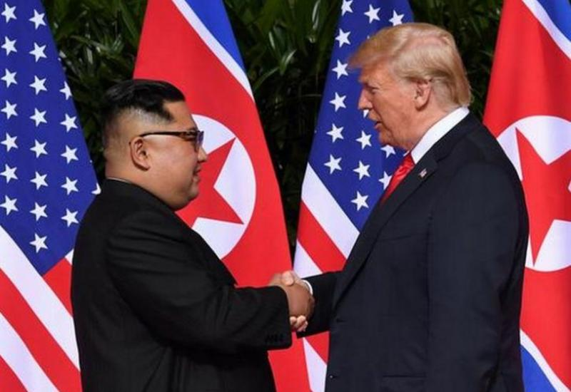 КНДР положительно оценила идею встречи Ким Чен Ына и Трампа
