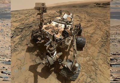 """Марсоход ведет блог в Instagram и делает селфи <span class=""""color_red"""">- SHARE-BAZ </span>"""