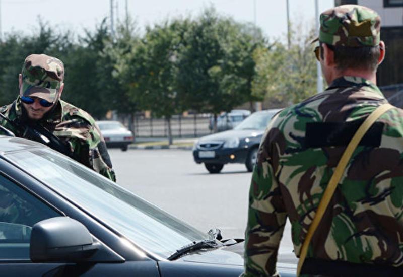 Нападение на КПП в Чечне, есть погибший