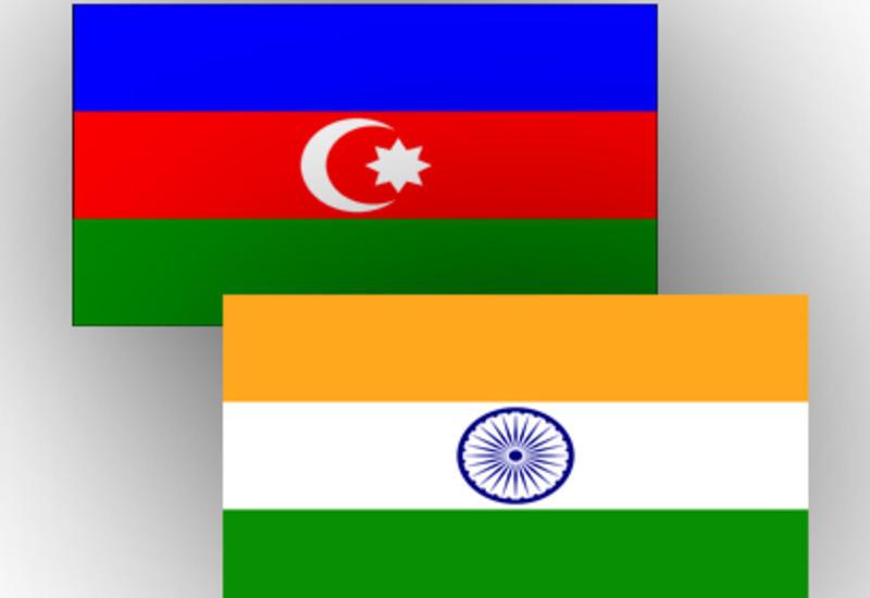 Объем товарооборота между Азербайджаном и Индией достиг 930 млн