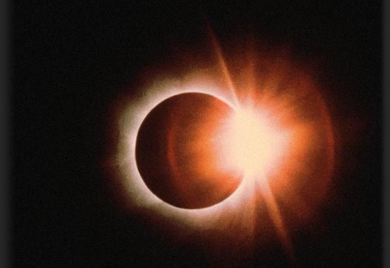 Жители Азербайджана смогут увидеть солнечное затмение