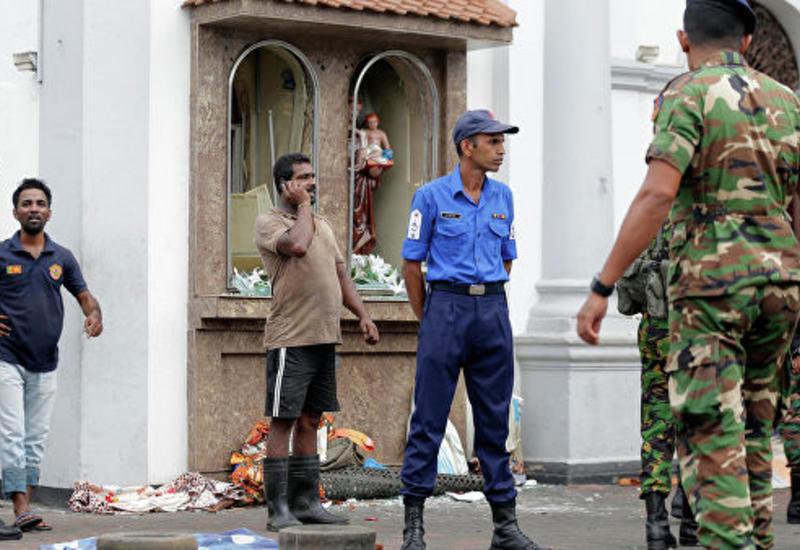 На Шри-Ланке арестовали бывшего шефа полиции по делу о терактах