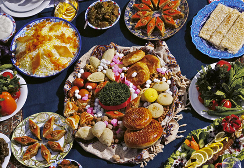CNN: Азербайджанская кухня - ворота на Восток