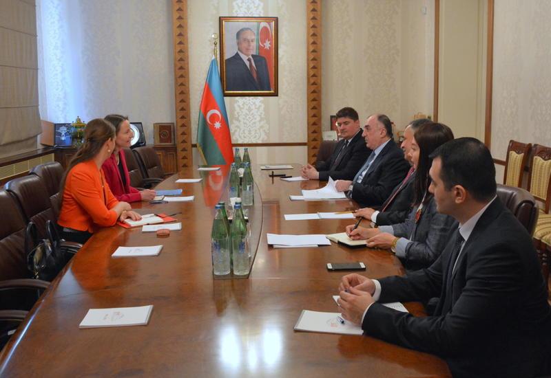 Азербайджан и Швейцария обсудили расширение сотрудничества