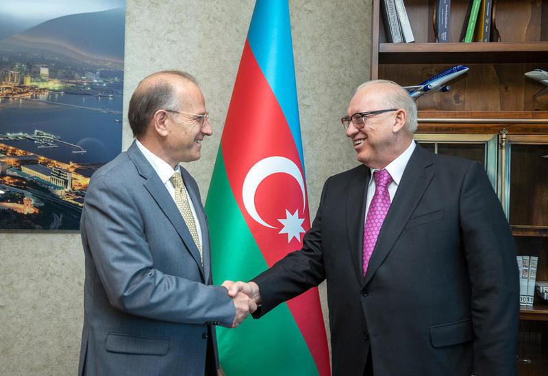AZAL совместно с IATA провели в Баку международное мероприятие «Aviation Day Azerbaijan»