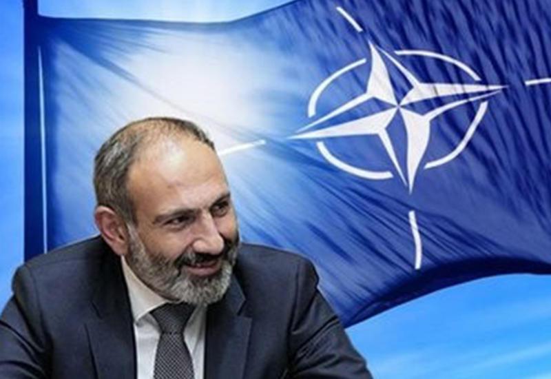 Кто-то написал НАТО письмо от имени Пашиняна?