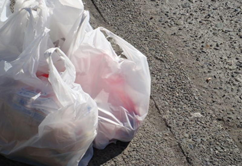 В Индонезии вводят налог на пластиковые пакеты