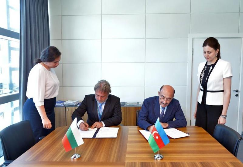 Азербайджан и Болгария подписали документ о сотрудничестве