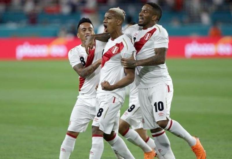 Сборная Перу разгромила Чили и встретится в финале Кубка Америки по футболу с Бразилией