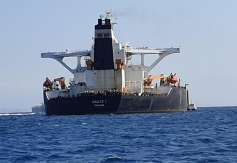 Полиция Гибралтара задержала капитана и старпома иранского танкера