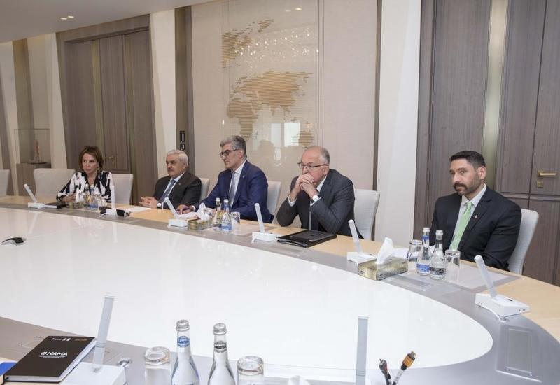 SOCAR и ПРООН обсудили перспективные планы