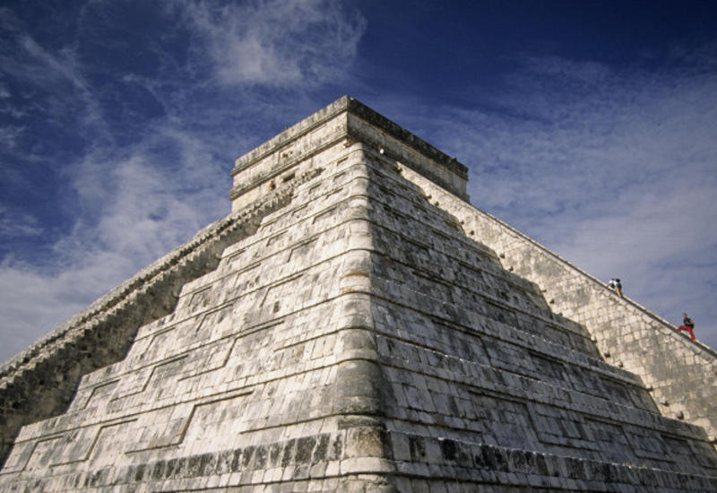 Названа главная причина гибели майя