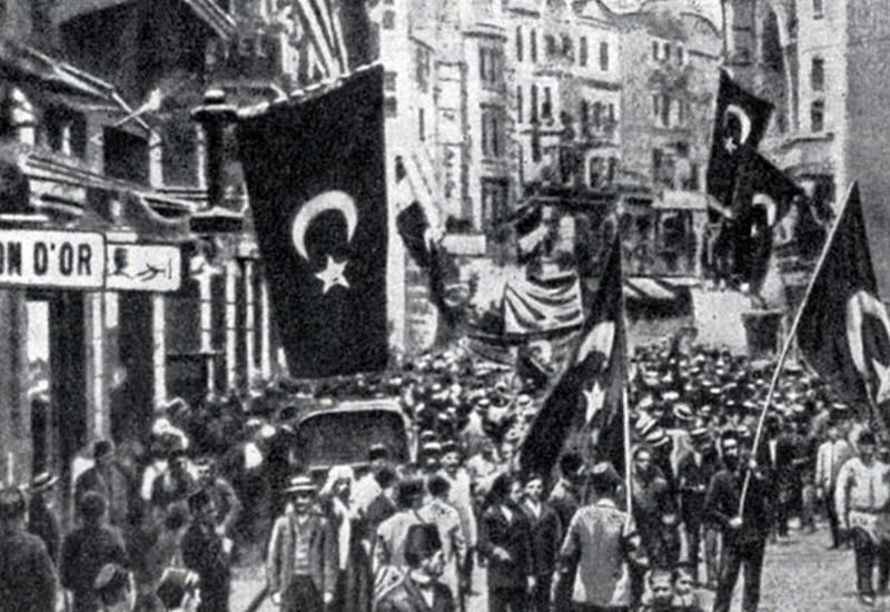 1912 год. Армяне предали Турцию и все потеряли