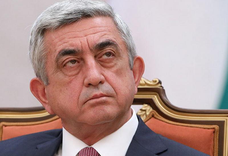 Серж Саргсян отказался говорить о Карабахе... из-за жары