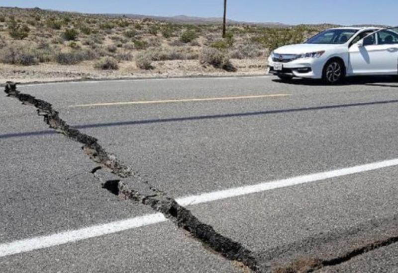 В одном из округов Калифорнии ввели режим ЧС после землетрясения