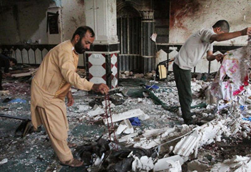 """""""ИГ"""" взяло на себя ответственность за взрыв в мечети в Афганистане"""