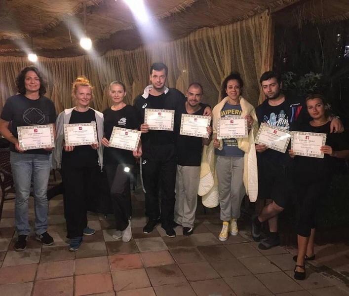 Актеры Русской драмы восхитили участников  «Шекветили - 2019» в Грузии