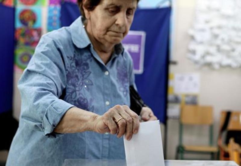 В Греции началось голосование на досрочных парламентских выборах
