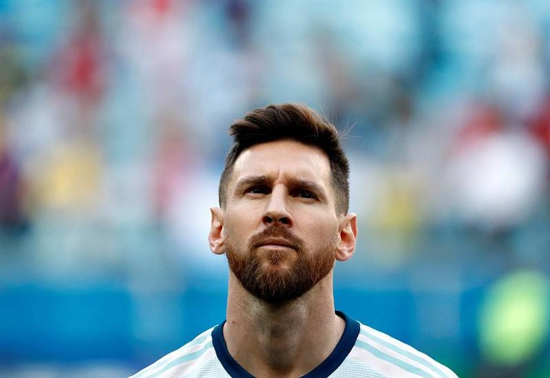 Месси отказался получать медаль Кубка Америки в знак протеста против судейства