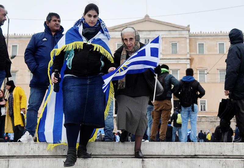 Стал известен лидер на выборах в Греции