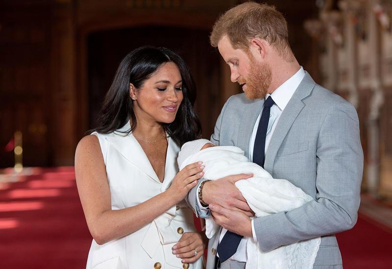 Названы возможные крестные сына Меган Маркл и принца Гарри