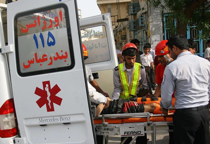 Число пострадавших при землетрясении в Иране возросло