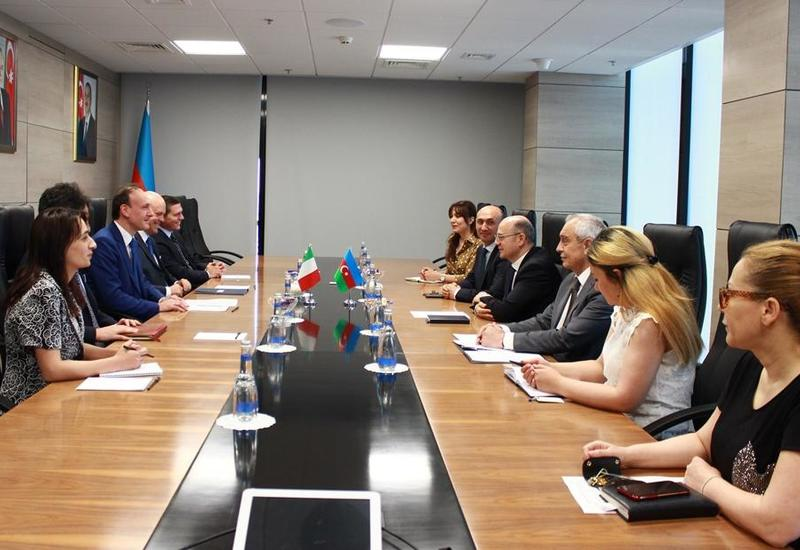 Замглавы МИД Италии о значимости азербайджанского мегапроекта