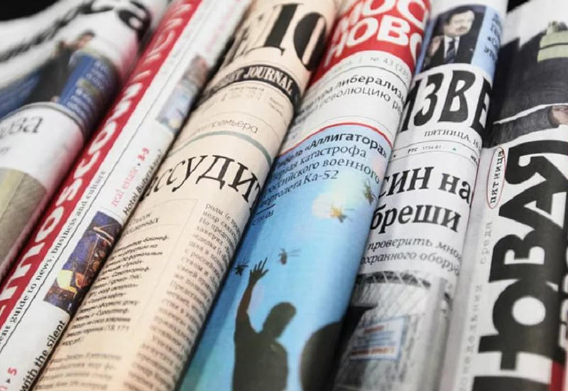 В российских СМИ пытаются раскрутить два мнения о войне в Карабахе