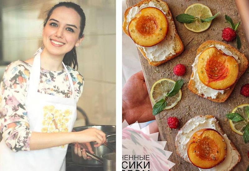 Вкусный, быстрый, полезный десерт - Рецепт от Или Мамедовой