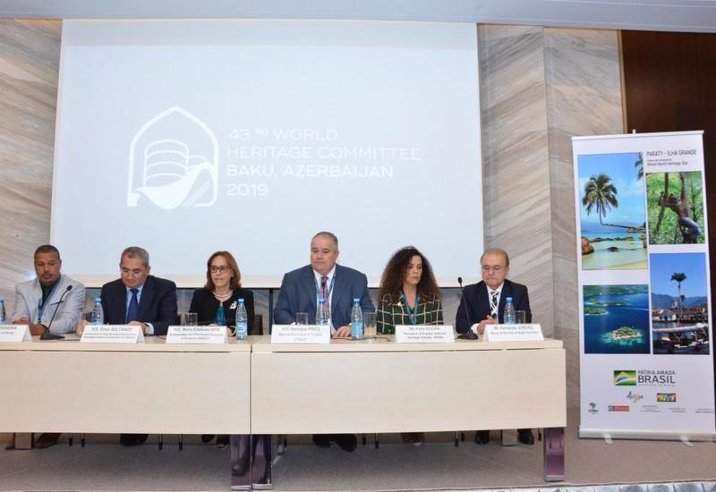Азербайджан и Бразилия тесно сотрудничают в рамках ЮНЕСКО