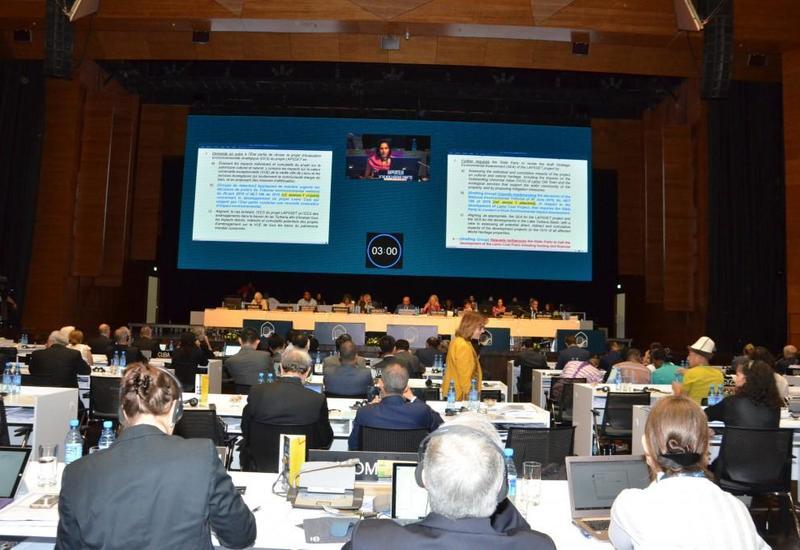 Сессия Комитета всемирного наследия продолжает работу в Баку