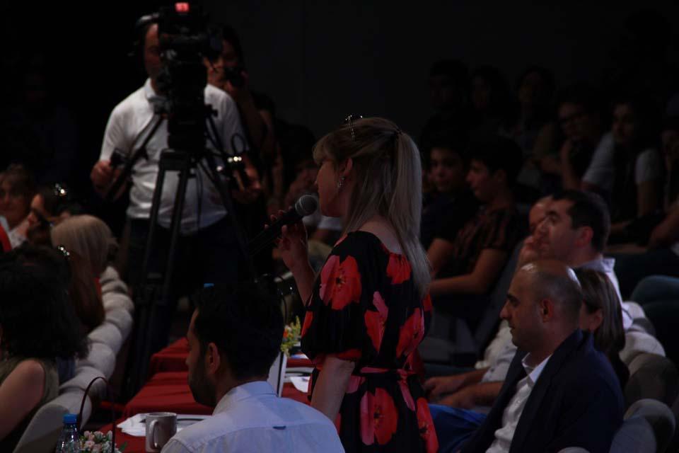 В Баку прошел финал азербайджанской Юниор Лиги КВН