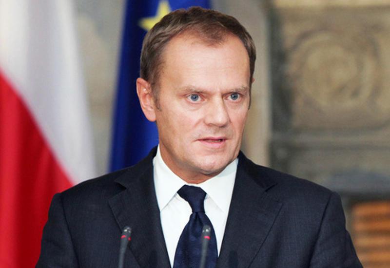 Дональд Туск: Из года в год Азербайджан и ЕС все больше сближаются друг с другом