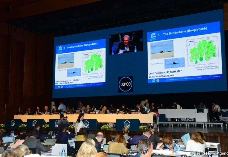 В Баку рассматриваются вопросы бюджета Комитета Всемирного наследия ЮНЕСКО