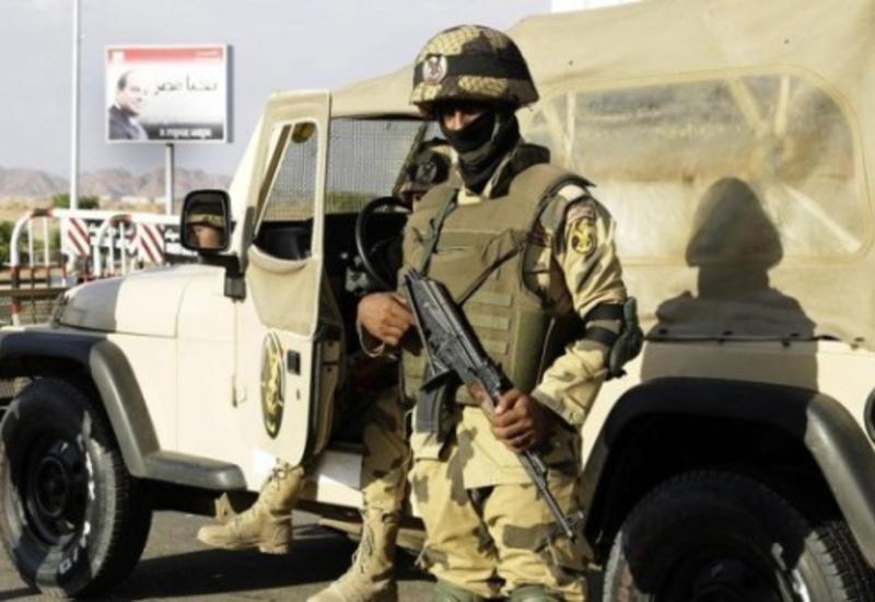 Египет продлил режим ЧП на севере Синайского полуострова еще на три месяца