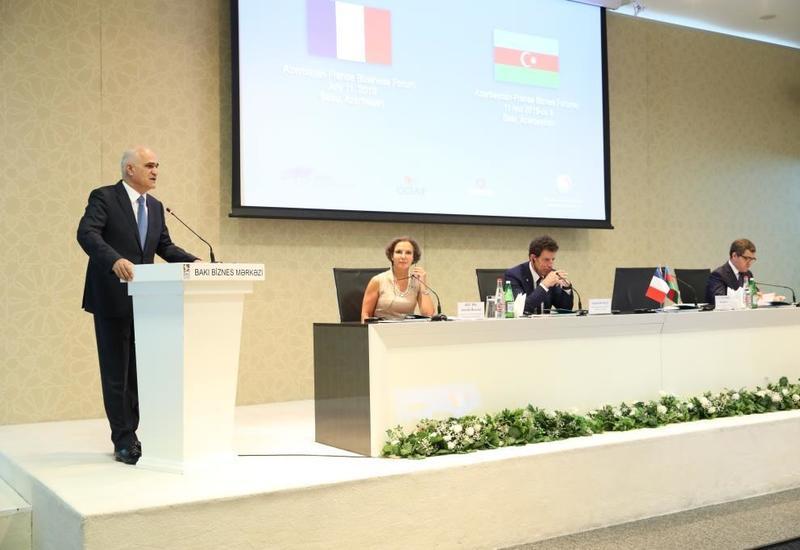 Торговый оборот между Азербайджаном и Францией значительно вырос